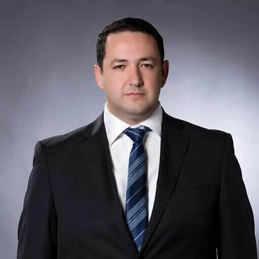 """מנחם אילוז יו""""ר עמותת התאחדות העסקים ועצמאים בנתניה"""