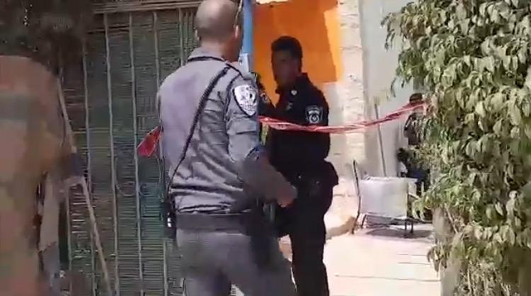 """זירת הרצח ב""""בית יעל"""""""
