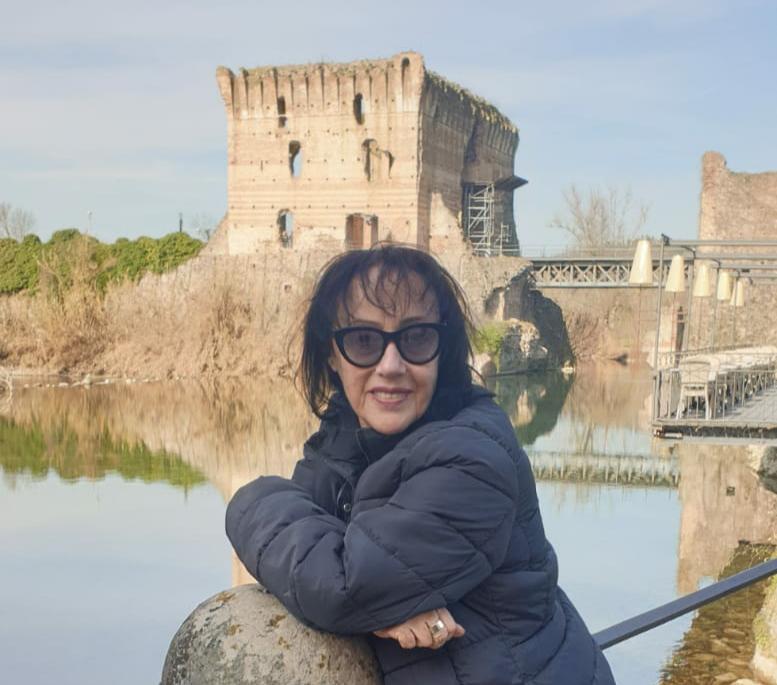 חברת המועצה ציפי קפל בחופשה באיטליה