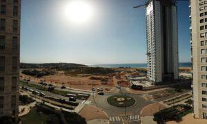 שטח המלונות, צילום: דוד סלמה