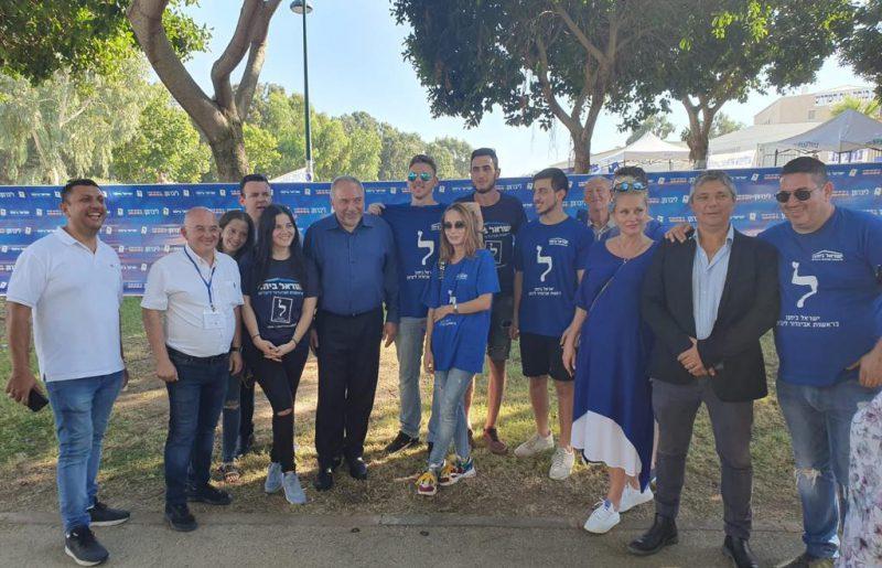 הליכוד נחלש, ישראל ביתנו זינקה, וכחול לבן שמרה על כוחה- נתוני ההצבעה בנתניה מפתיעים