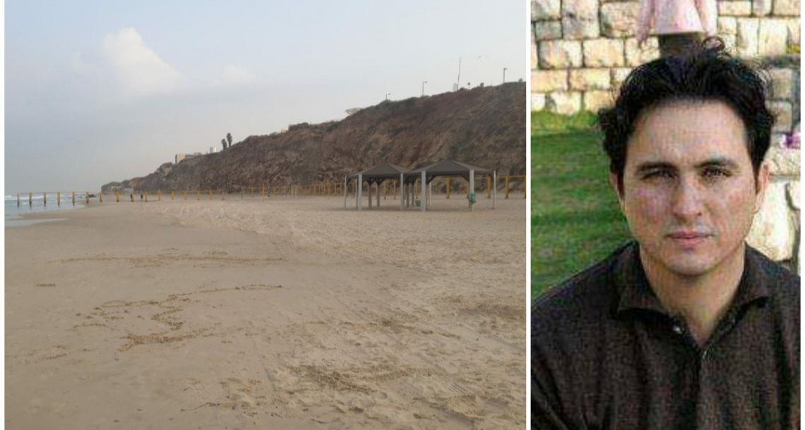 """רני אלוש נגד תכנית הבנייה בחוף צאנז: """"חומות של ייאוש"""""""